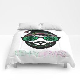 MERRY HIPMAS / SANTASTIC Comforters