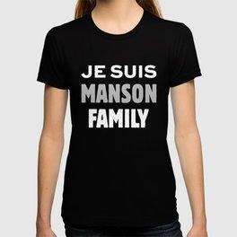 Je Suis - Manson Family T-shirt