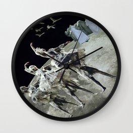 Opus 43 Wall Clock