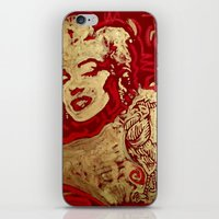 sriracha iPhone & iPod Skins featuring Some Like It Hot by Matt Pecson