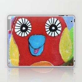 Leo AKA Candy - Quirky Bird Series Laptop & iPad Skin