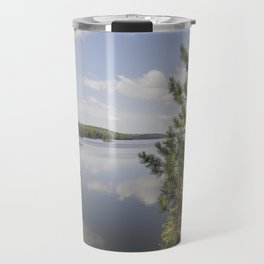 Beth Lake in the Boundary Waters Canoe Area Wilderness Travel Mug