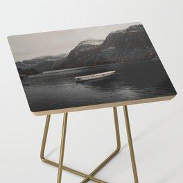 Mountain Lake Side Table