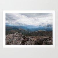 colorado Art Prints featuring Colorado by Ashley Hirst Photography