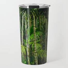 Tropical Bamboo Palm Forest Travel Mug