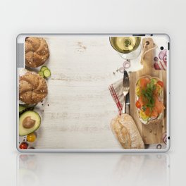 healthy sandwiches Laptop & iPad Skin