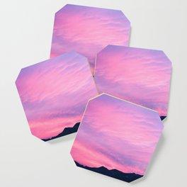 Pink Hues Coaster