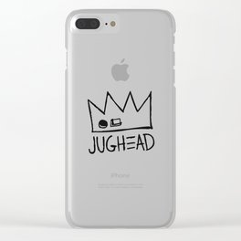 Jughead Clear iPhone Case