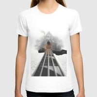 bass T-shirts featuring bass by Ilenia Locci