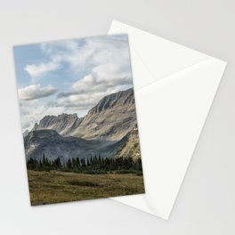 Looking Towards Bishops Cap and Mt Gould Stationery Cards
