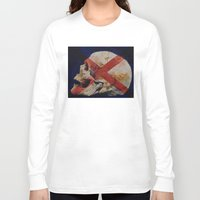 dragon age inquisition Long Sleeve T-shirts featuring Inquisition by Michael Creese