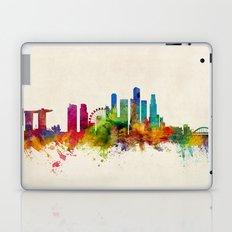 Singapore Skyline Laptop & iPad Skin