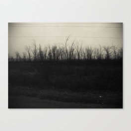 Desolation 4 Canvas Print