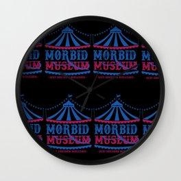 Morbid Museum Big top Wall Clock