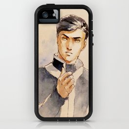 Enrico from 'The 100 Worlds. 59' iPhone Case