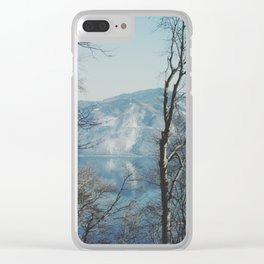 attersee (28) Clear iPhone Case