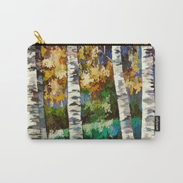 Enchanted Forest Carry-All Pouch