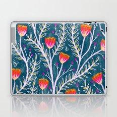 Tiny Moth Garden Pattern Laptop & iPad Skin