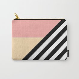 Quilt , patchwork Carry-All Pouch