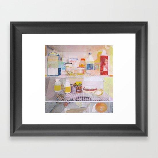 Starving Artist (A.D) Framed Art Print