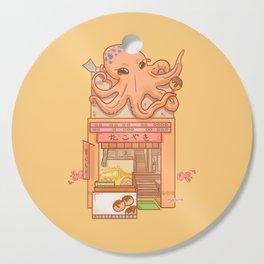 Takoyaki Taberu Cutting Board