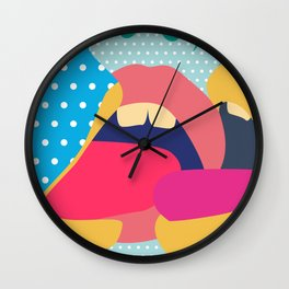 Web Party 1.1 Wall Clock