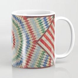 Americana Quilt Coffee Mug