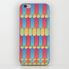 Abstract 18 iPhone & iPod Skin