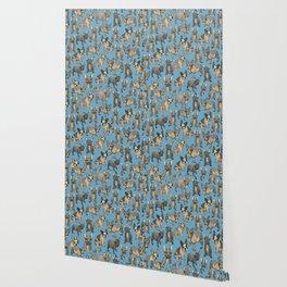 french bulldogs Wallpaper