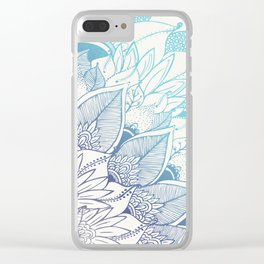 Keep Believing Clear iPhone Case