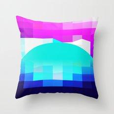 Rising Throw Pillow