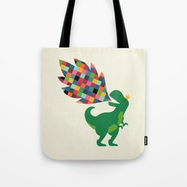 Rainbow Power Tote Bag