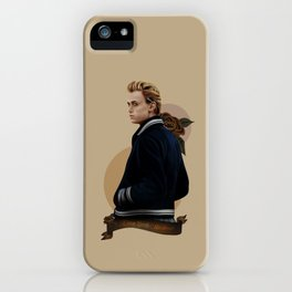 EVEN BECH NÆSHEIM iPhone Case