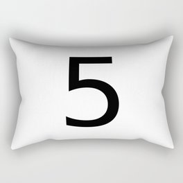 5 - Five Rectangular Pillow