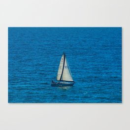 The Good Life Canvas Print