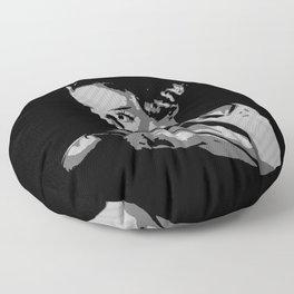 Bride of Frankenstein Floor Pillow