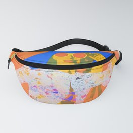 Vintage Travel Poster - Arizona Fanny Pack