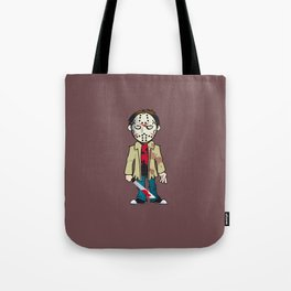 Jason of the Killer Lake Tote Bag