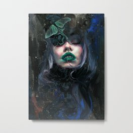Sweet Void Metal Print
