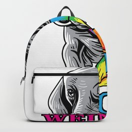 I love weiners pride LGBTQ march gay LGBTQ shirt Backpack
