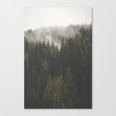 Clearwater Ridge Canvas Print