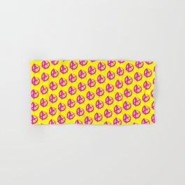 Anarchy Pattern Hand & Bath Towel