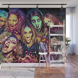 Spooky Halloween I Wall Mural