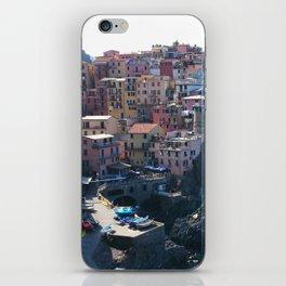 Cinque Terre, Italy iPhone Skin