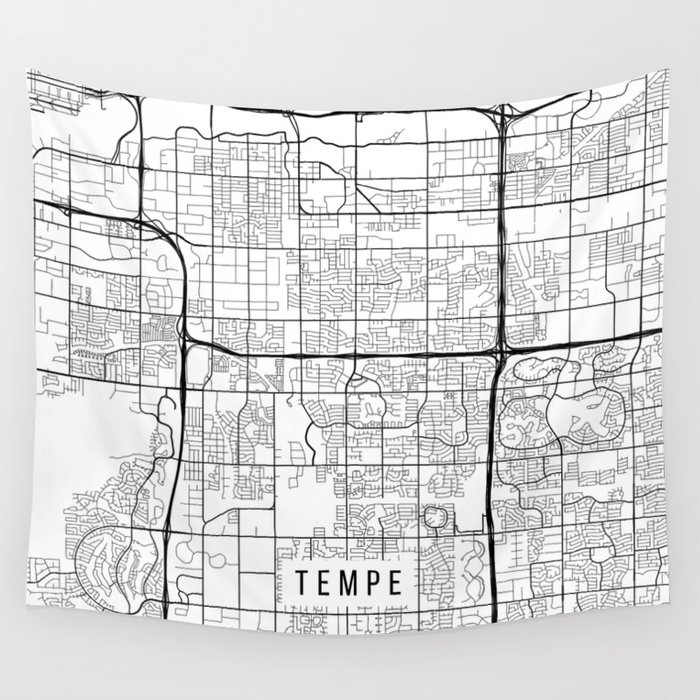 tempe map » Full HD MAPS Locations - Another World   ..:: Pices MAPS ...