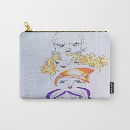Pretty Girls Carry-All Pouch