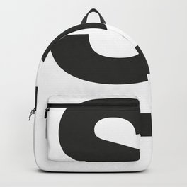 Letter and Line Backpack