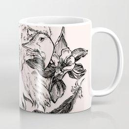 The Woman and Eagle Coffee Mug