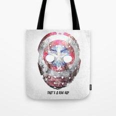 Yankee Mask Tote Bag