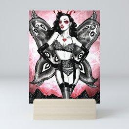 Victoria's Devil Mini Art Print